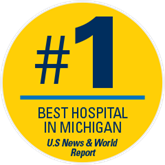 Number 1 Best Hospital in Michigan - U.Ss. News & World Report 2019